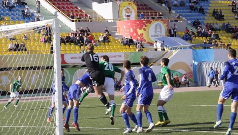 На стадионе «Туймаада» состоится футбольный турнир национально-культурных объединений
