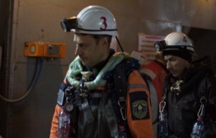 На руднике «Мир» предприняты особые меры для обеспечения безопасности работ