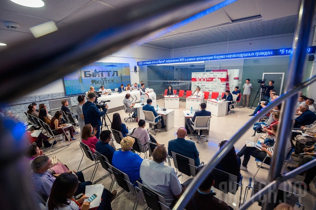 Форум неравнодушных горожан: как прошел первый «Баттл за Якутск»