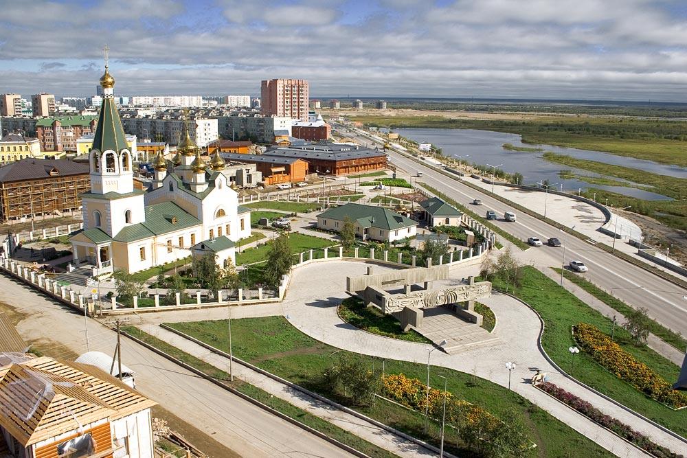 Егор Борисов подписал указ о социально-экономическом развитии города Якутска до 2022 года