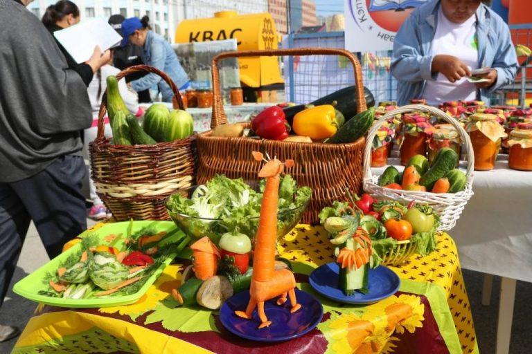 Выставка-конкурс достижений юных опытников сельского хозяйства «Урожай — 2017»