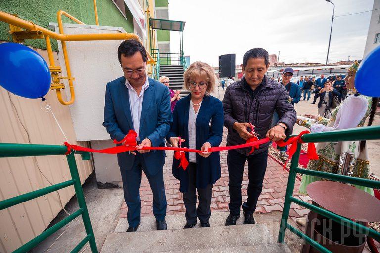 В Якутске завершена программа по переселению из аварийного жилья
