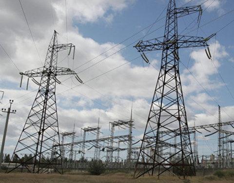 Крупная авария в Заречье: Обрушилось 39 опор линий электропередачи