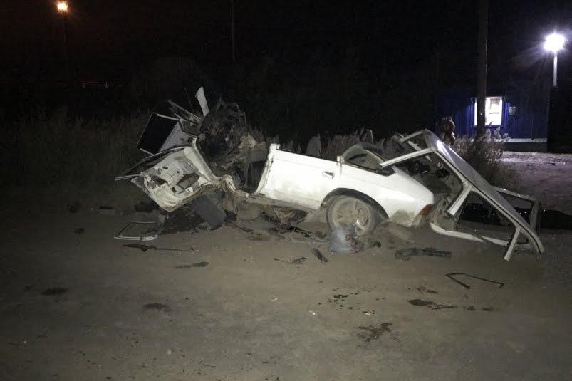 В Якутске на Маганском тракте произошло ДТП