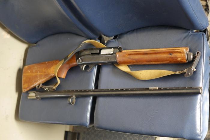 В Хангаласском районе сотрудники Росгвардии изъяли шесть единиц оружия