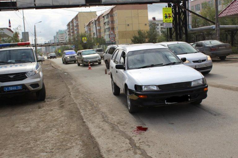 Произошло ДТП на улице Курашова