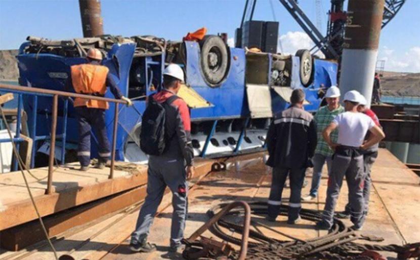 16 человек стали жертвами ДТП с вахтовым автобусом в Краснодарском крае