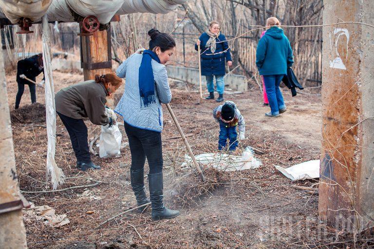 В Якутске пройдет Всероссийский экологический субботник «Генеральная уборка»