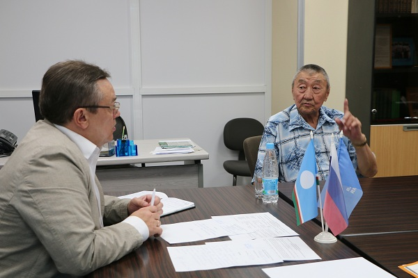 Леонид ШИБАЕВ: Льгота на капремонт предусматривается одиноко проживающим пенсионерам