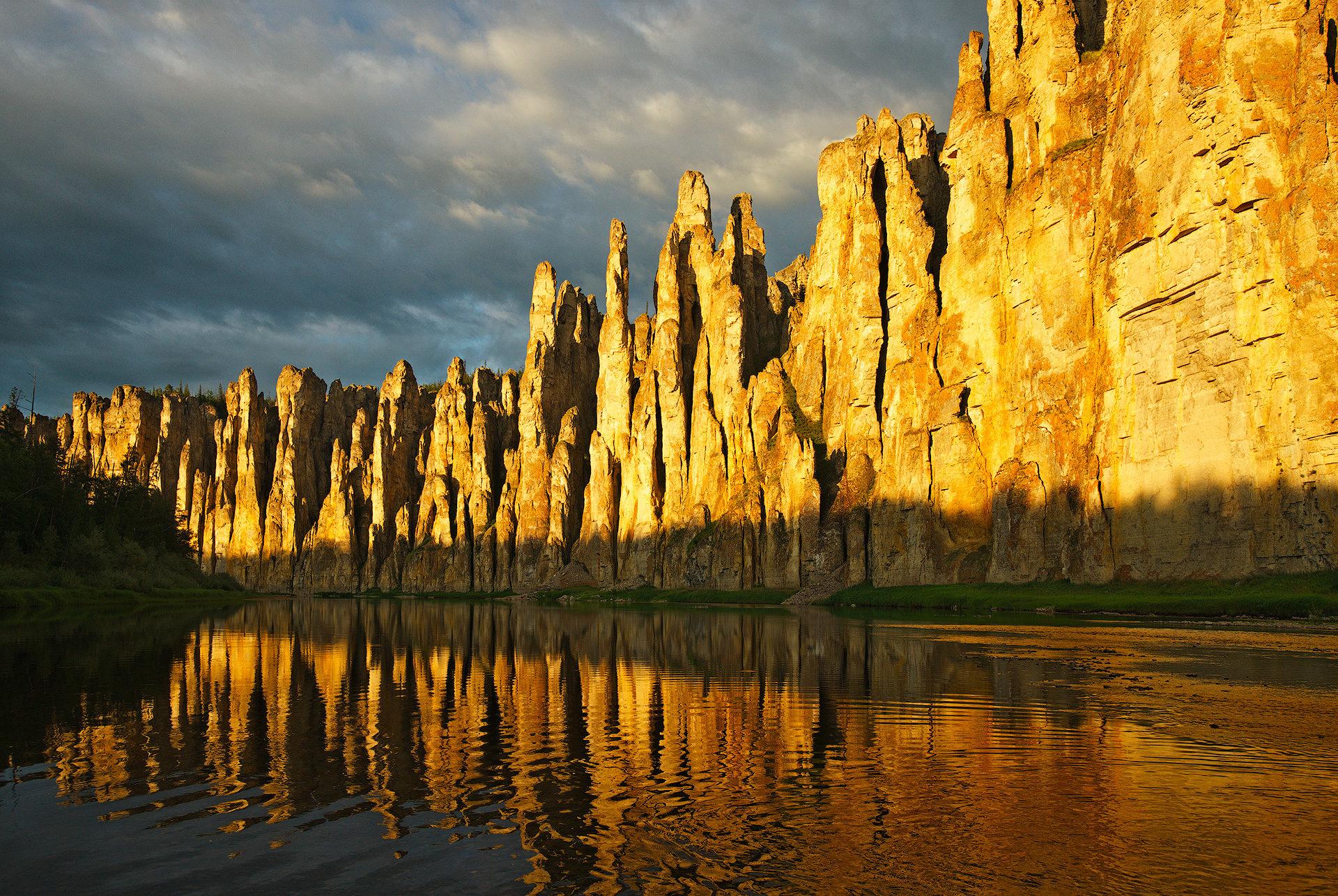 Природный парк «Ленские  столбы» вошел в список самых популярных у туристов мест