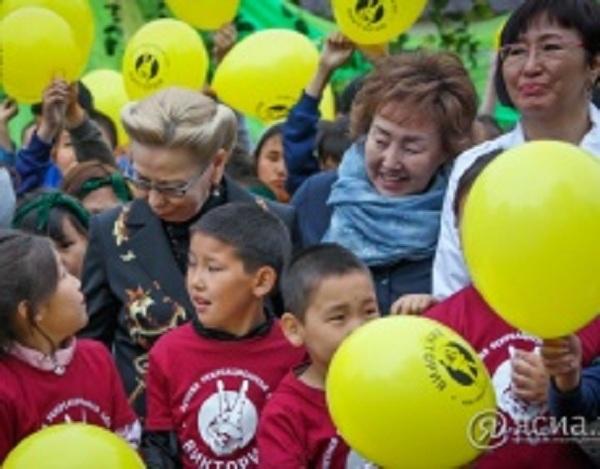 Галина Данчикова: «Школа воспитывает, помогает стать настоящими гражданами нашей страны»