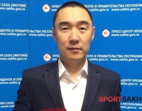 Назначен новый заместитель министра спорта Якутии