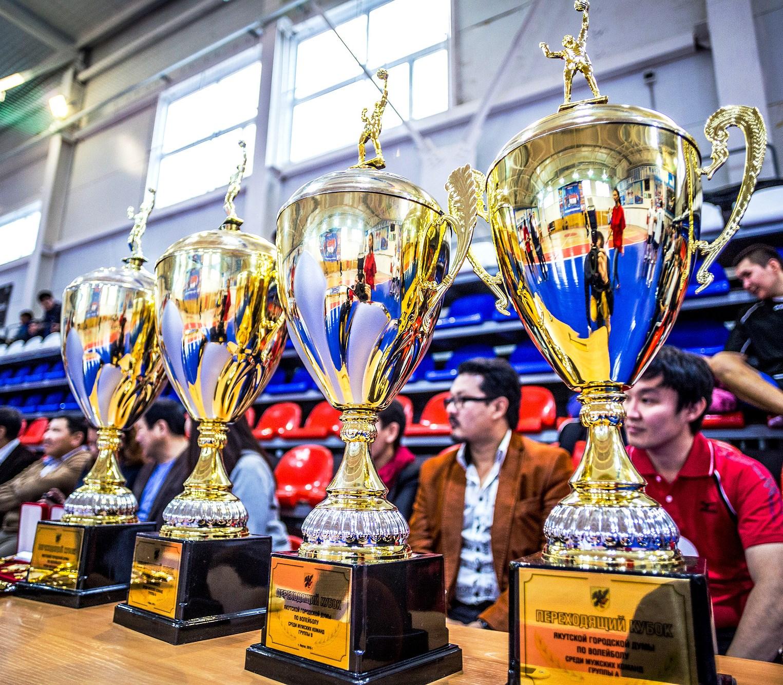 В октябре стартует новый сезон Кубка Якутской городской Думы по волейболу