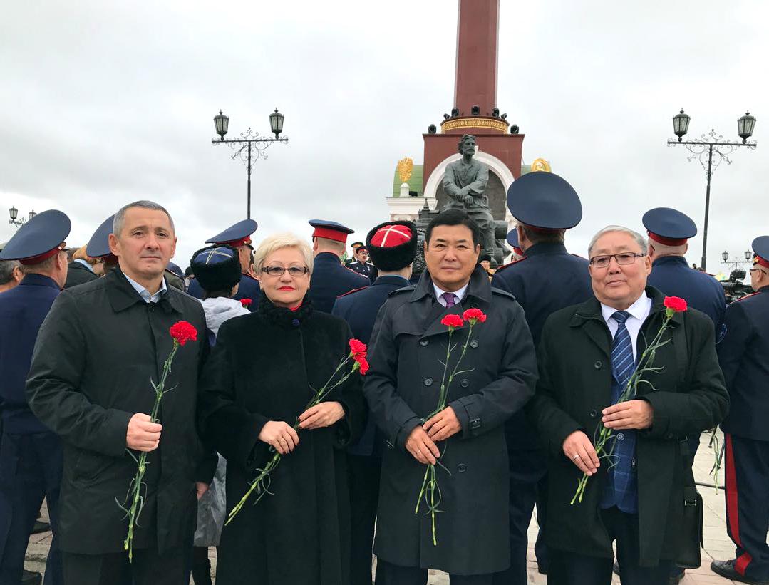 Депутаты Якутской городской Думы отметили День города Якутска