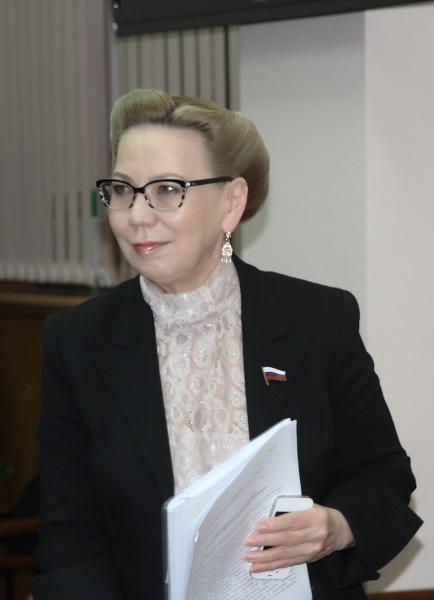Галина Данчикова: «Ключевая задача осенней сессии — законопроект о федеральном бюджете на ближайшие три года»