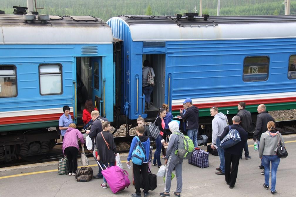 Продажа электронных билетов в вагоны АО «АК «ЖДЯ» пользуется спросом у населения