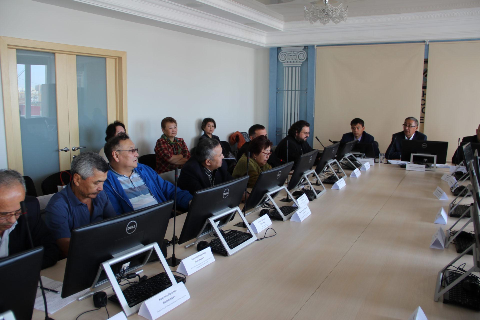 Профилактика конфликтов в межнациональных и межконфессиональных отношениях в РС(Я)