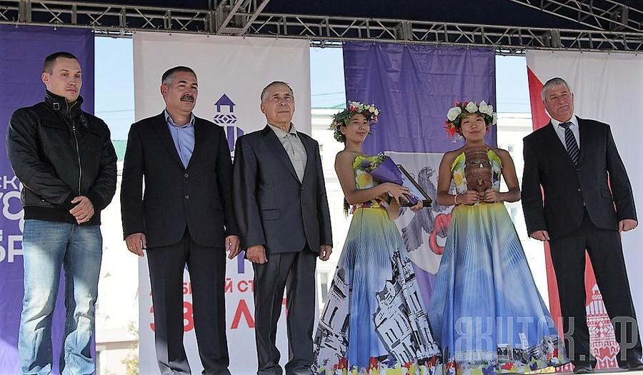 День города Якутска: награждены лучшие строители