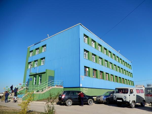 В Хатассах открылась подстанция Скорой медицинской помощи