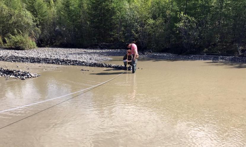 В Оймяконском районе золотодобытчики Магаданской области загрязняют реки Якутии