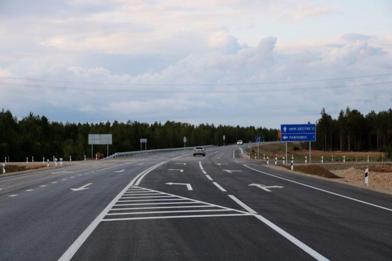 Дороги Якутии: Завершена реконструкция 20-километрового участка федеральной трассы «Лена»