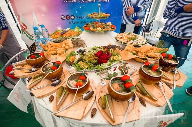 День города: в Якутске прошел Фестиваль ухи