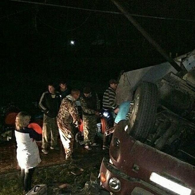 Житель Якутии погиб в страшной аварии в Амурской области