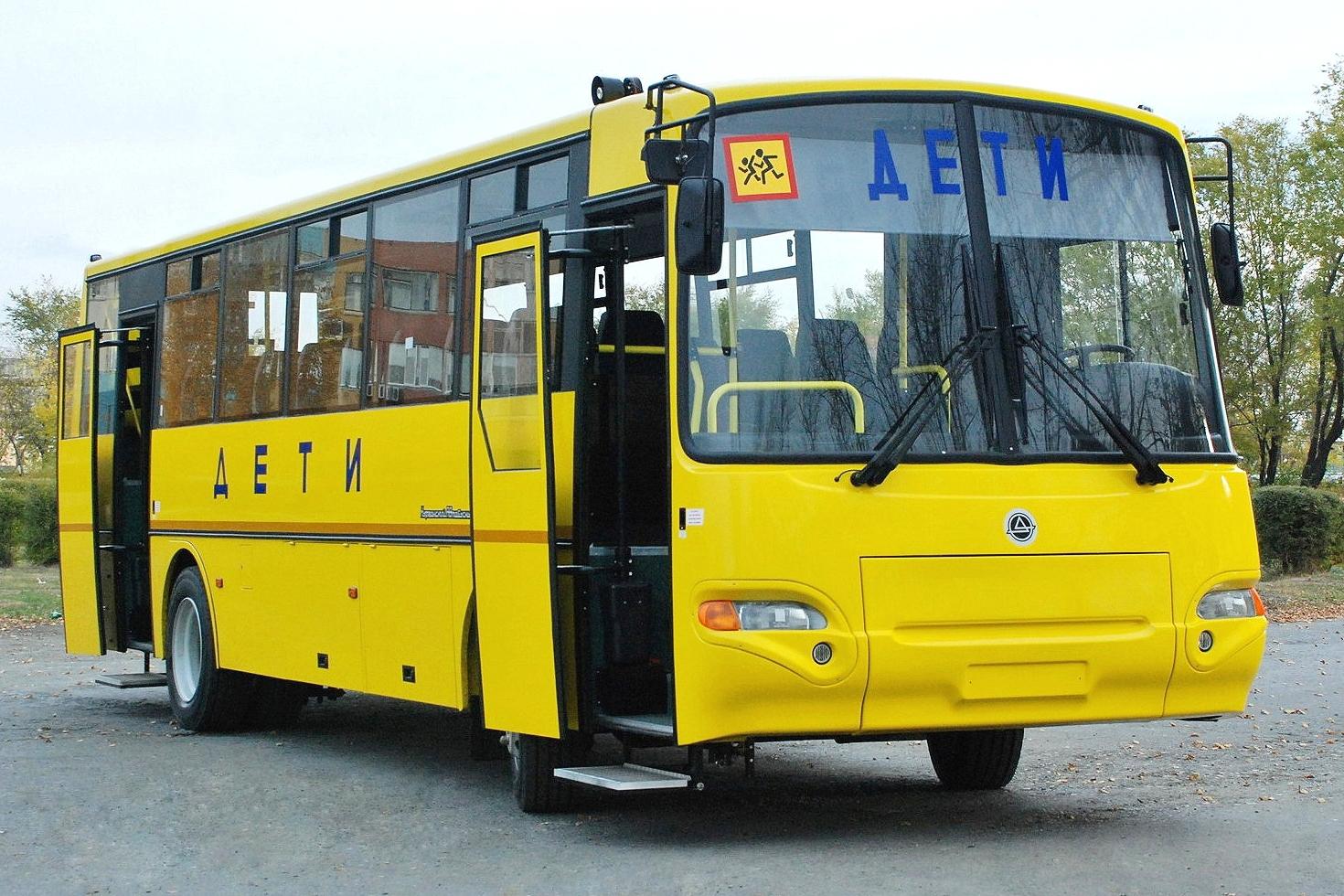Правительством РФ Якутии выделено 38 единиц школьных автобусов