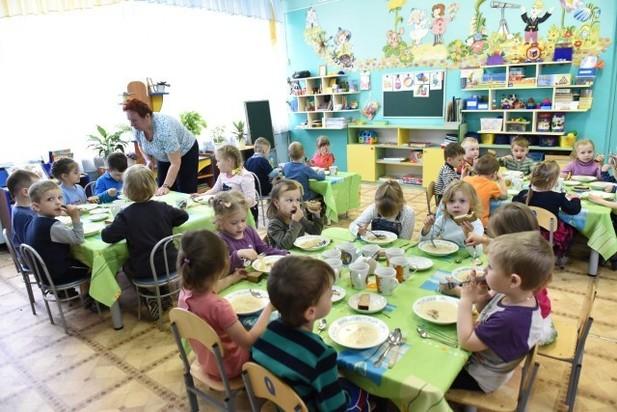 В детских садах Якутска детей начнут кормить национальными блюдами