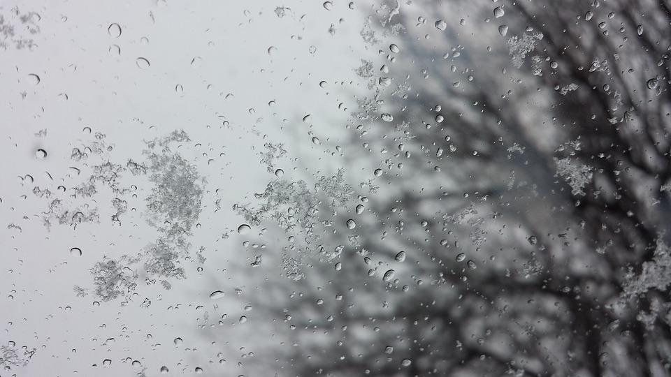 На трассе «Колыма» ожидаются сильные дожди с мокрым снегом