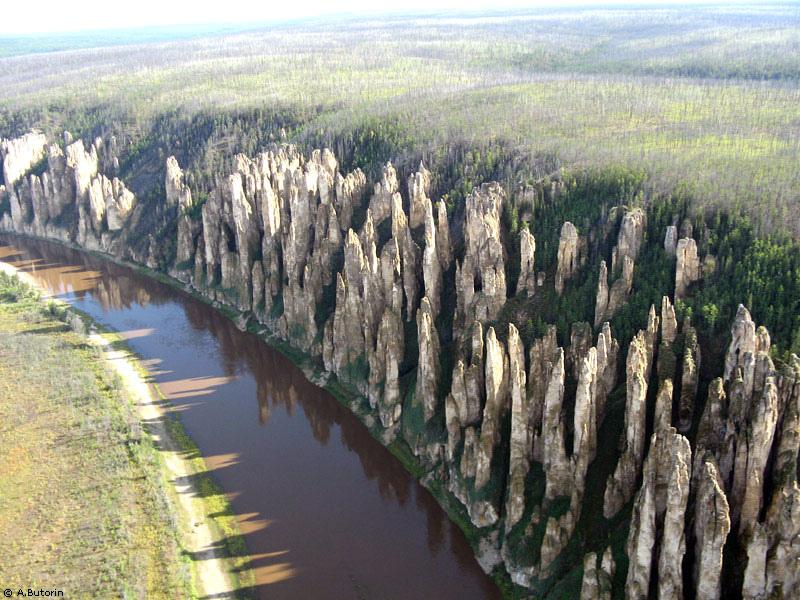 В Ил Тумэне обсудили вопрос о создании национального парка «Ленские столбы»