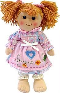 Состоится конкурс рукотворной куклы