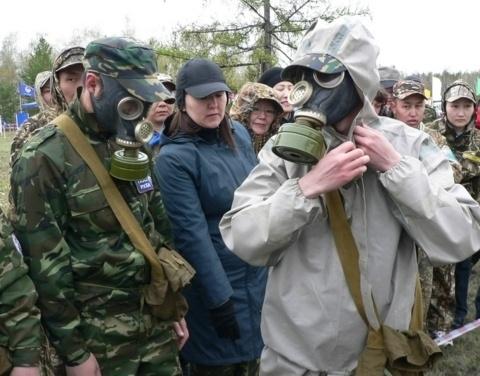 Якутия примет участие во Всероссийской тренировке по гражданской обороне