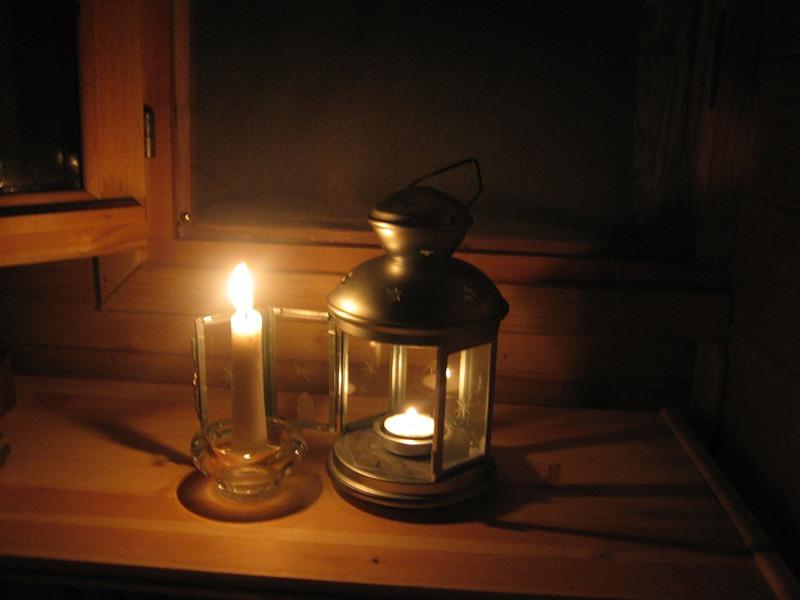 Горожан ввело в ступор пятичасовое отсутствие света, а у вилюйчан… нервы железные?