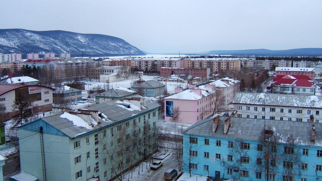 Кто заменит Сергея ВЫСОКИХ на должности главы Ленского района?