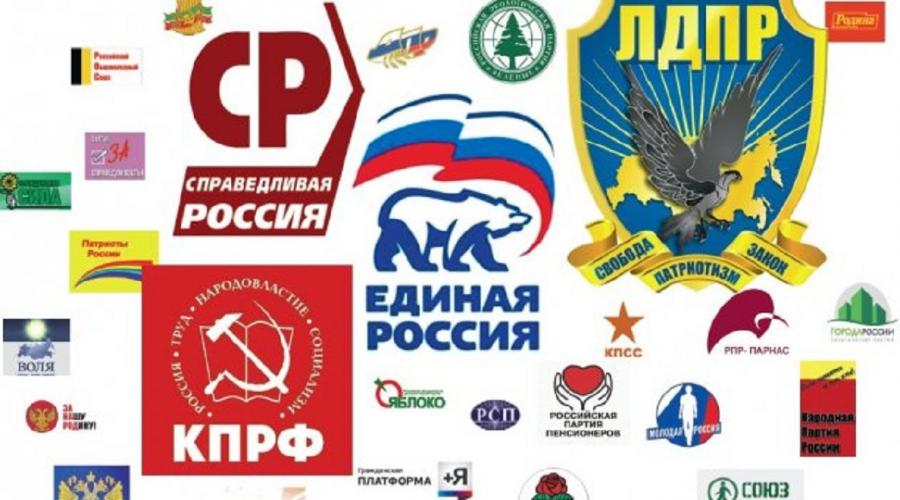 В Якутии привлечены к административной ответственности региональные отделения девяти политических партий