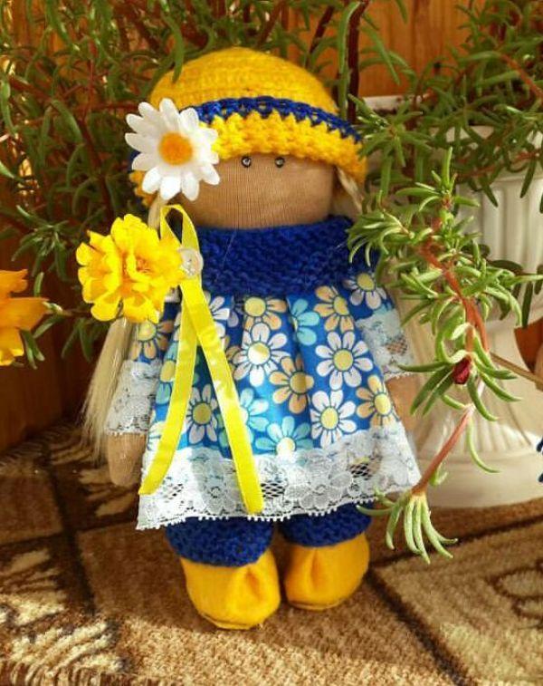 Наградили победителей конкурса рукотворных кукол