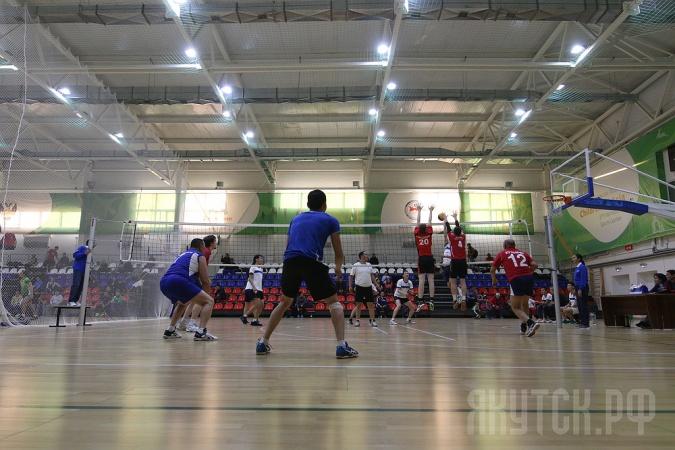 В Якутске стартовал Кубок Якутской городской Думы по волейболу