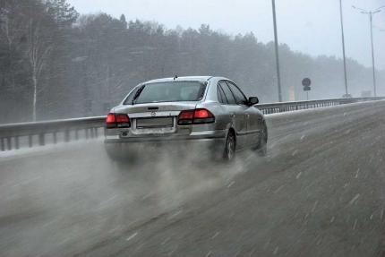 МЧС: рекомендации для водителей