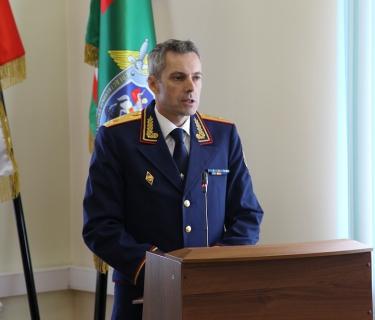 Александр  Заболиченко вступил в должность руководителя следственного управления по РС(Я)