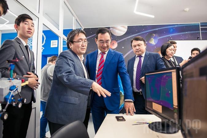 В столице открылся первый в Якутии детский технопарк «Кванториум»