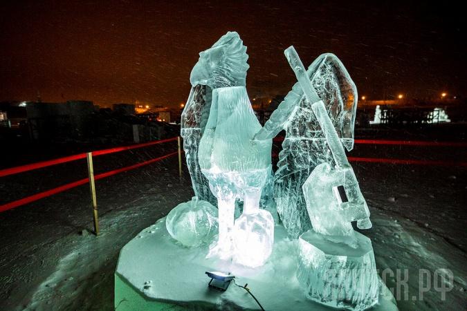В Якутске пройдет Международный конкурс ледовых и снежных скульптур «Бриллианты Якутии»