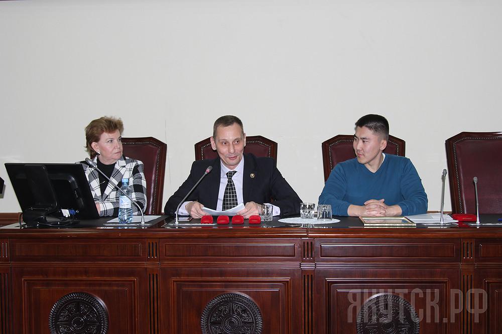 Участники Координационного совета по предпринимательству г. Якутска приняли в свои ряды новых активистов