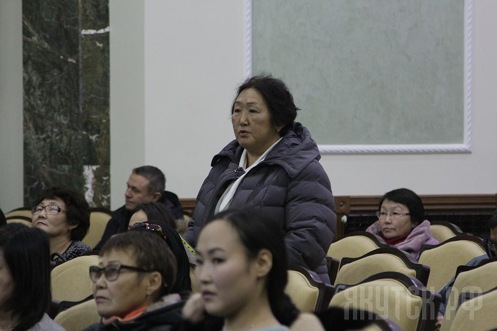 В Якутске прошли общественные слушания по оптимизации маршрутных автобусов
