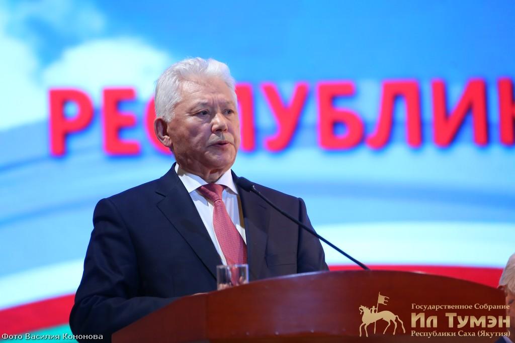 Михаил Николаев о Днях Якутска в Стамбуле