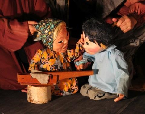 Кукольные театры будут оснащены новыми реквизитами