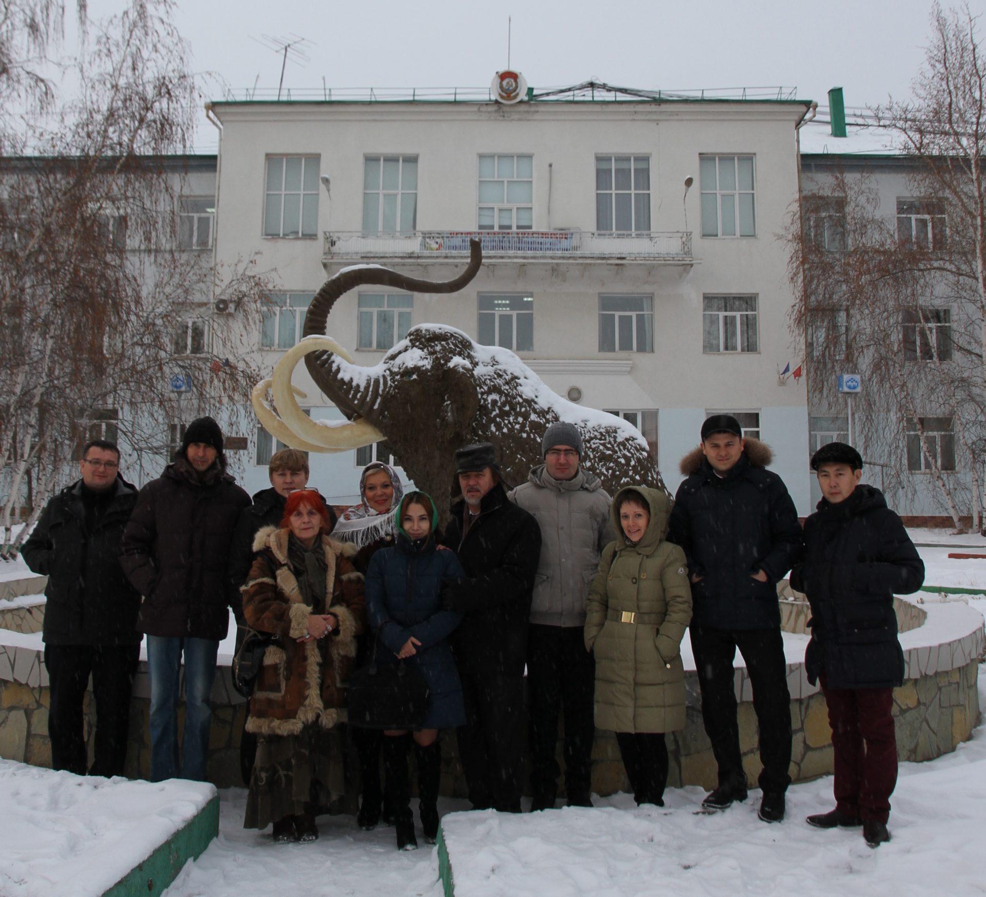 Якутске пройдет IV международный фестиваль поэзии «Благодать большого снега»