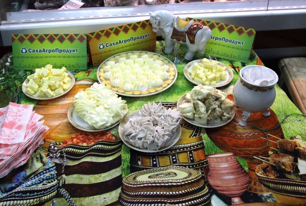 Открытие нового магазина «ТУМСУУ» от местных товаропроизводителей