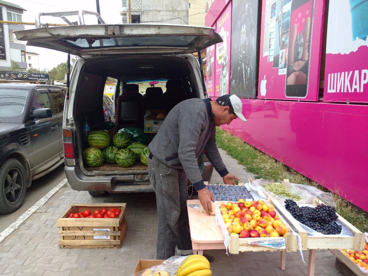 В Якутии ужесточат наказание за нарушение схемы размещения объектов уличной торговли