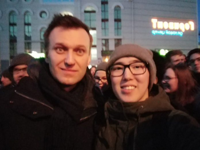 Задержанный на митинге в Якутске: «Сам упал…»
